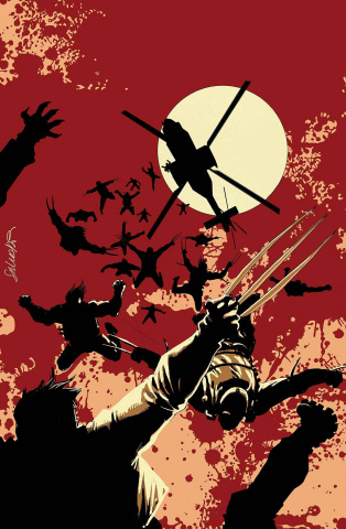 Death of Wolverine: The Weapon X Program #1