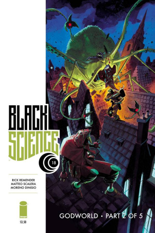 Black Science #18