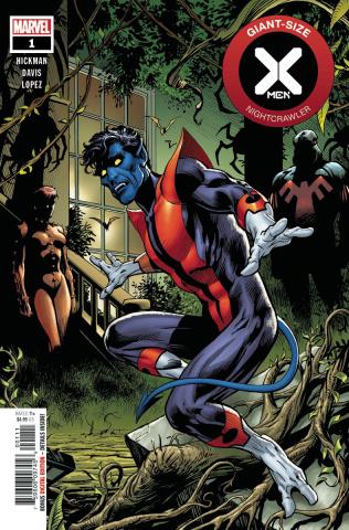 X-Men: Giant Size Nightcrawler #1
