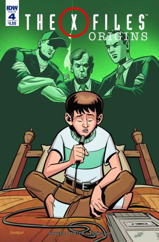 The X-Files: Origins #4