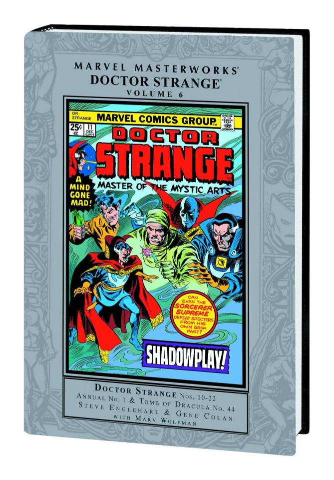 Doctor Strange Vol. 6 (Marvel Masterworks)