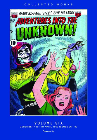 Adventures Into the Unknown! Vol. 6