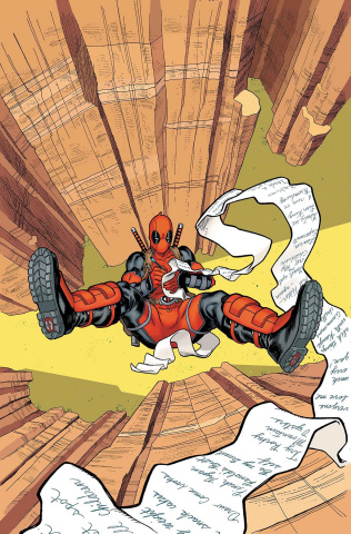 The Despicable Deadpool #292