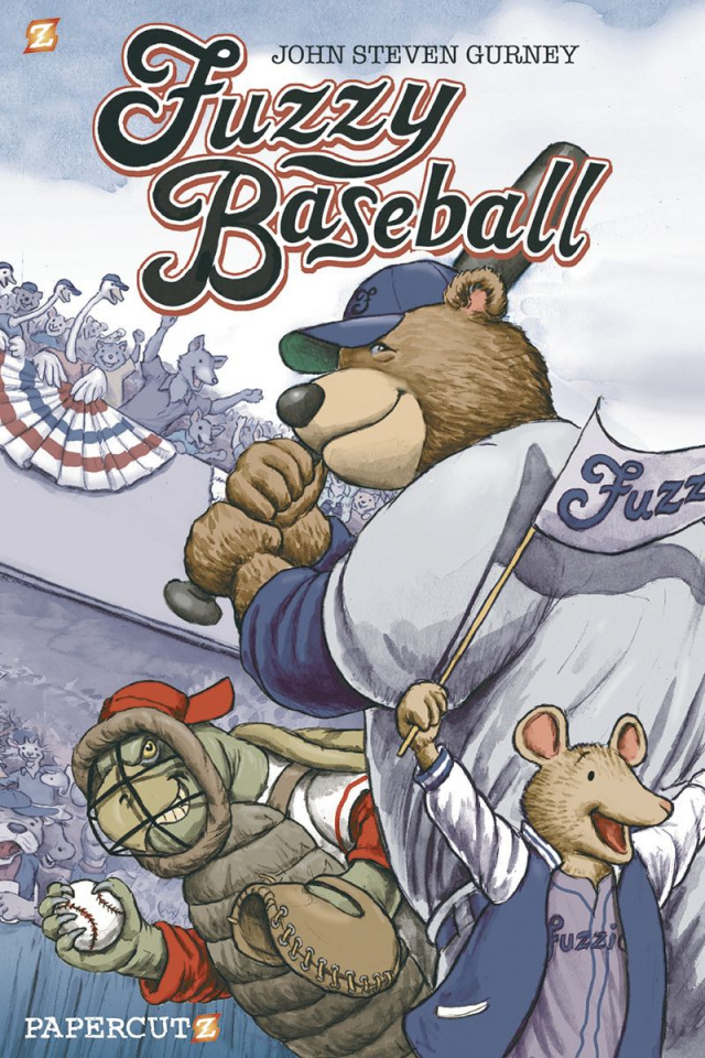 Fuzzy Baseball Vol. 1