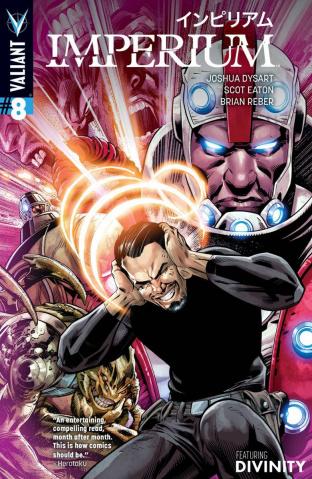 Imperium #8 (Eaton Cover)