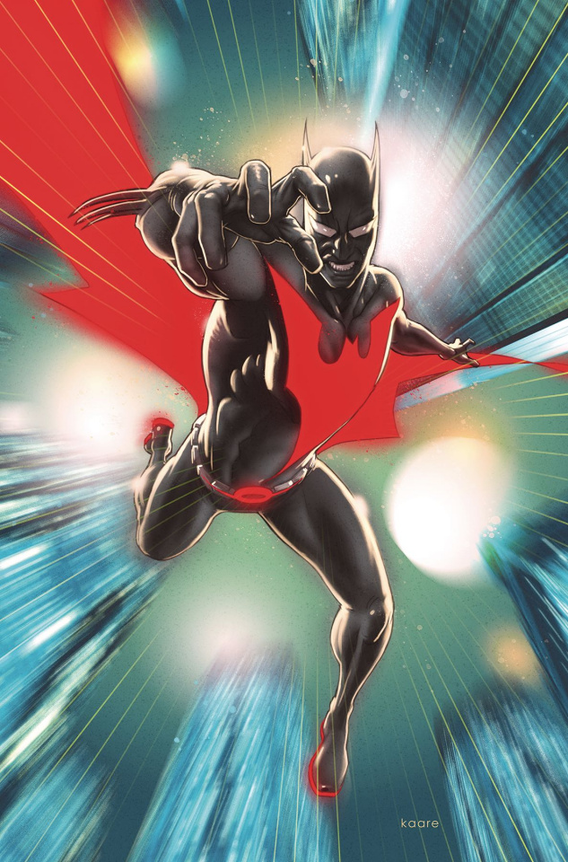 Batman Beyond #32 (Variant Cover)
