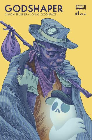 Godshaper #1 (Goonface Cover)