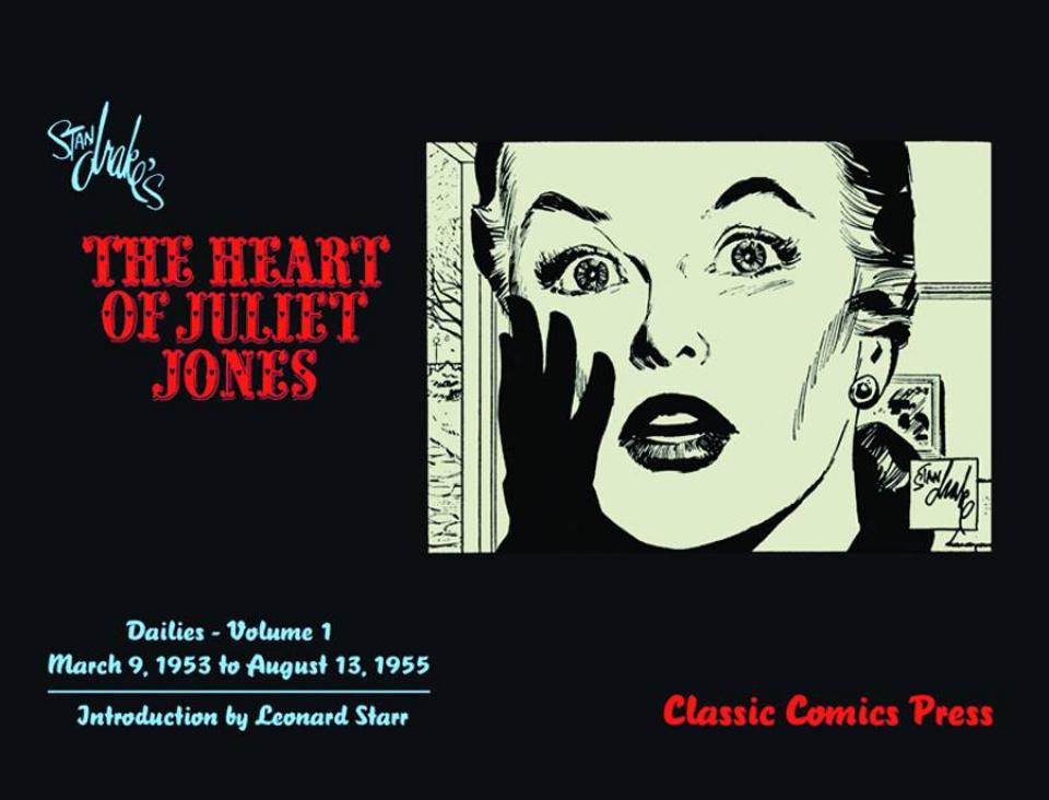 The Heart of Juliet Jones Vol. 1