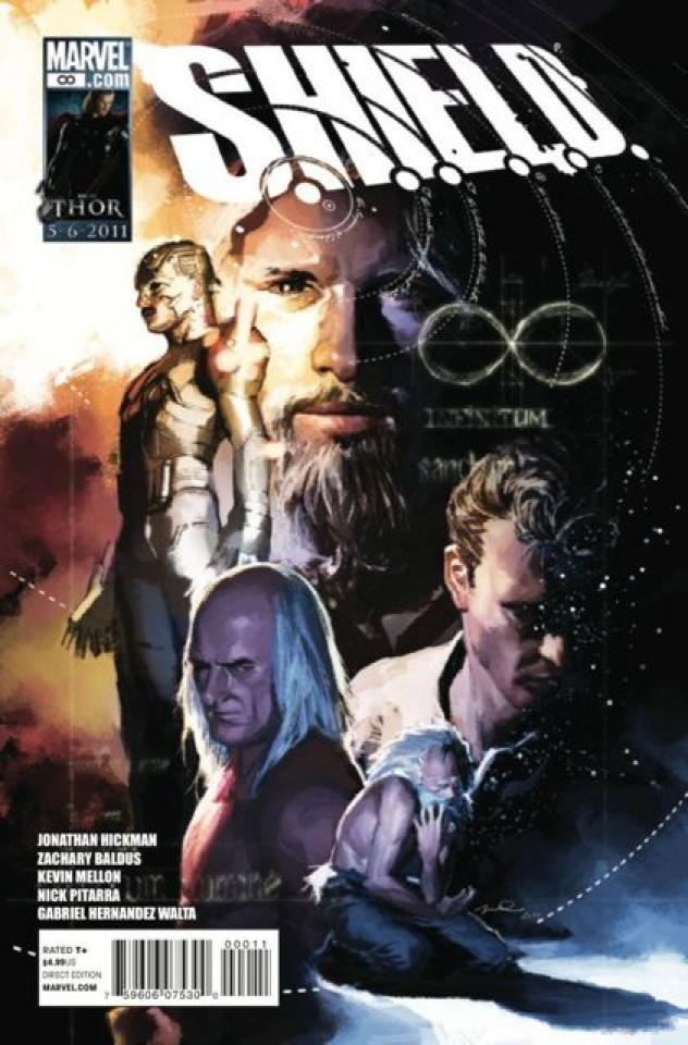 S.H.I.E.L.D.: Infinity