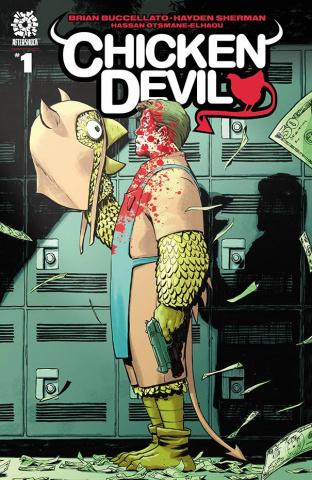 Chicken Devil #1 (15 Copy Lopez Cover)