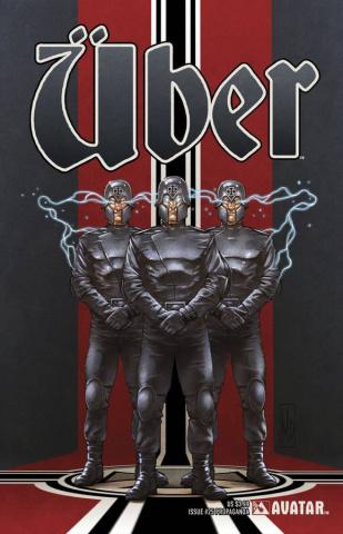 Über #25 (Propaganda Poster Cover)