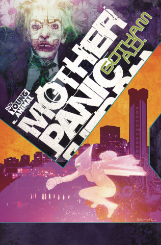 Mother Panic: Gotham A.D. #1