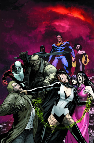 Forever Evil: The Blight