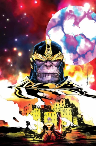 Thanos: A God Up There Listening #1