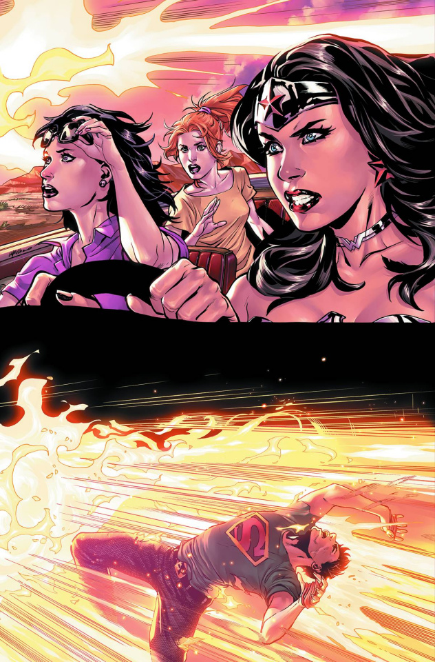 Superman / Wonder Woman #23