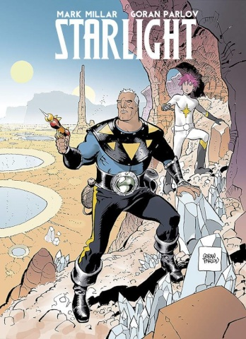 Starlight #3 (Parlov Cover)