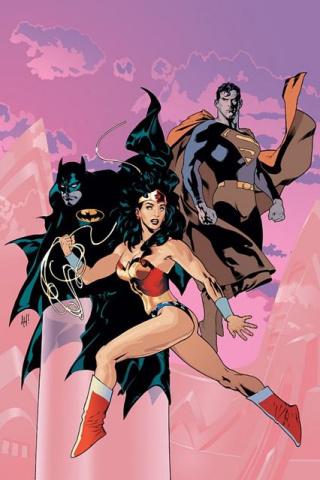 DC Comics Presents: Wonder Woman #1