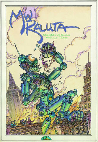 Michael Kaluta: Sketchbook Series Vol. 3