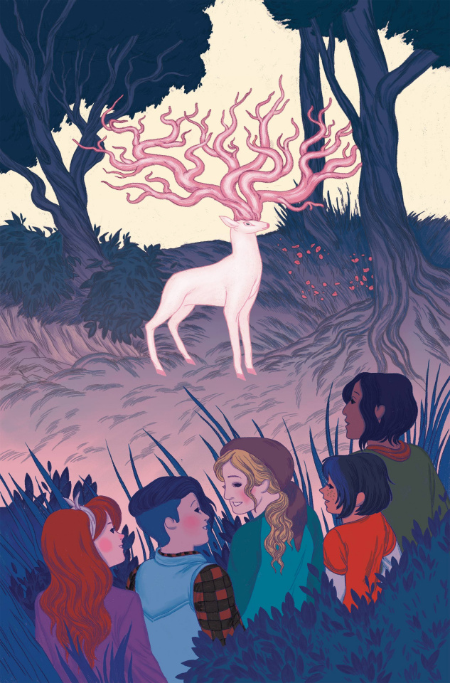 Lumberjanes Special Makin Ghost 2016 #1 (20 Copy Virginia Cover)