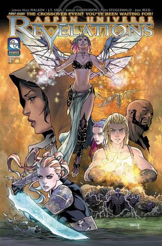Aspen Universe: Revelations #1 (Gunderson Cover)