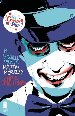 Ice Cream Man #21 (Sorrentino Cover)