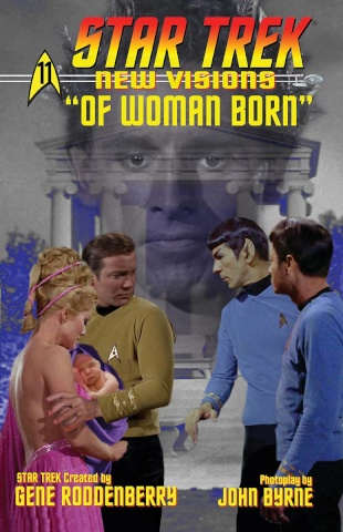 Star Trek: New Visions - Of Woman Born