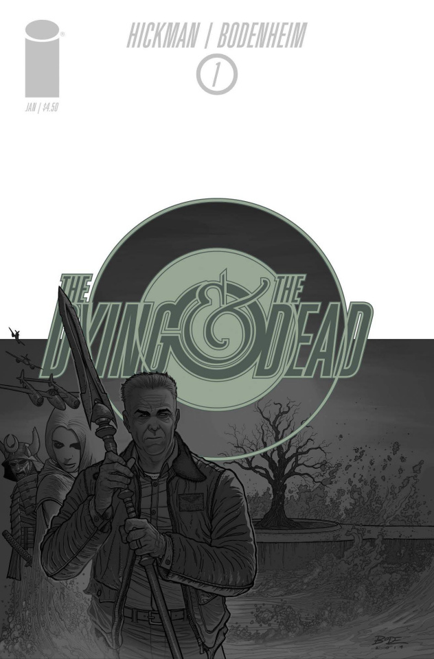 The Dying & The Dead #1 (2nd Printing)
