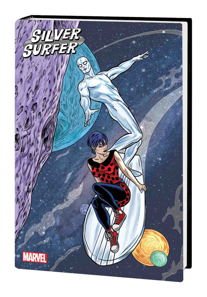 Silver Surfer by Slott and Allred (Omnibus)