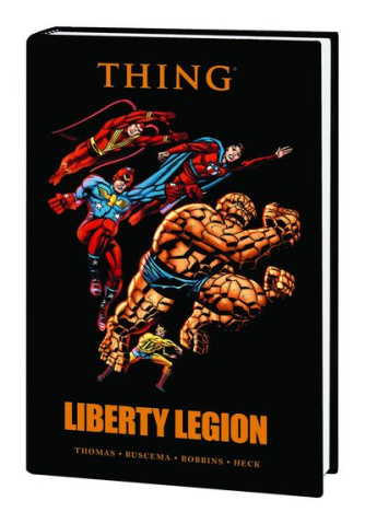 Thing: Liberty Legion