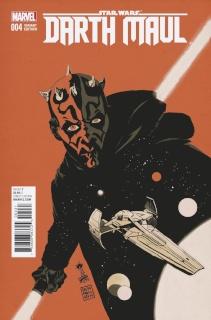 Star Wars: Darth Maul #4 (Francavilla Cover)