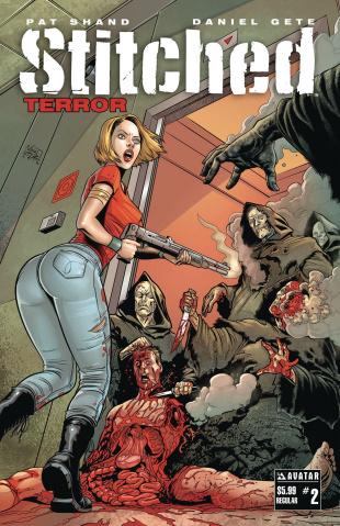 Stitched: Terror #2
