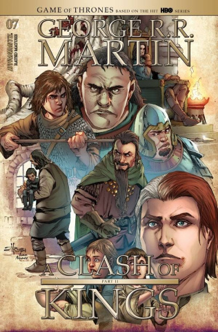 A Clash of Kings #7 (Rubi Cover)