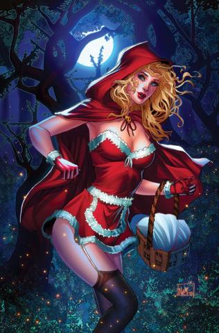 Grimm Fairy Tales #125 (Ruffino Cover)