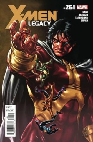 X-Men Legacy #261