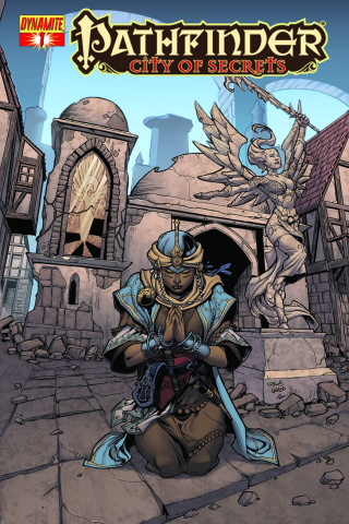 Pathfinder: City of Secrets #1 (Gomez Cover)