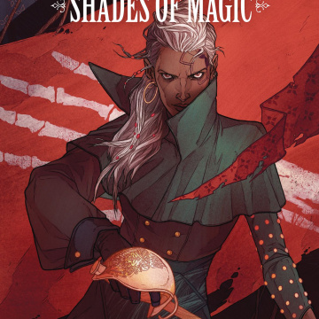 Shades of Magic #2 (Simeckova Cover)