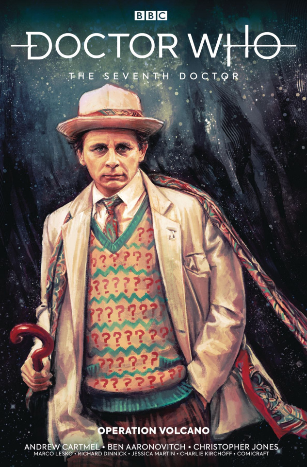 Doctor Who: The Seventh Doctor - Operation Volcano