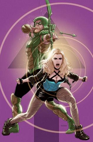 Green Arrow #46 (Variant Cover)