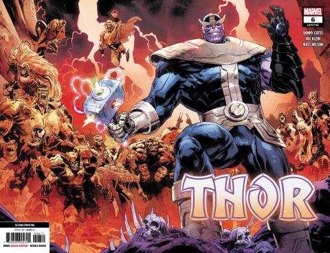 Thor #6 (Klein 2nd Printing)