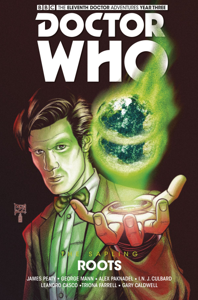 Doctor Who: New Adventures with the Eleventh Doctor, Year Three - The Sapling Vol. 2: Roots