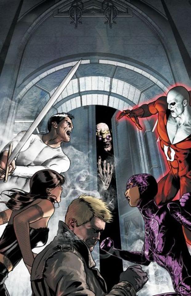 Justice League Dark #10