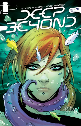 Deep Beyond #1 (2nd Printing)