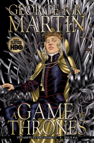 A Game of Thrones #18