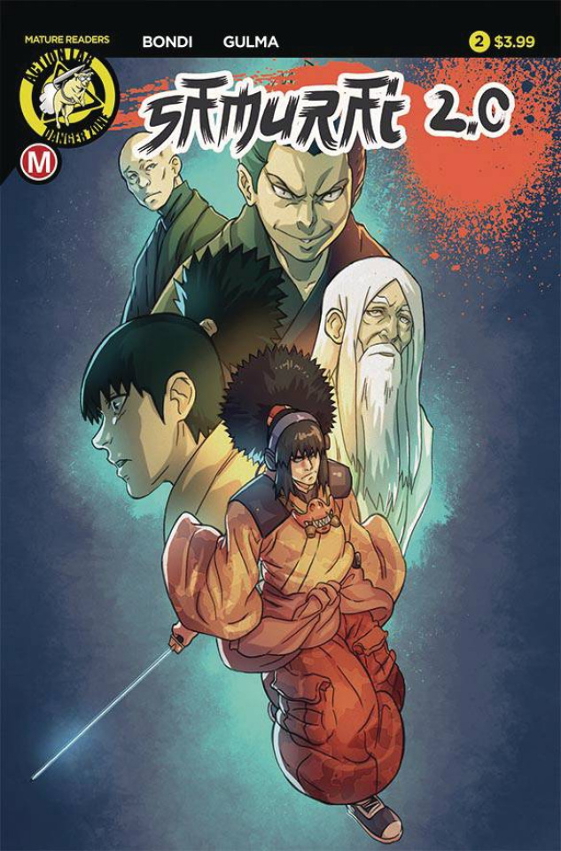 Samurai 2.0 #2: The Past
