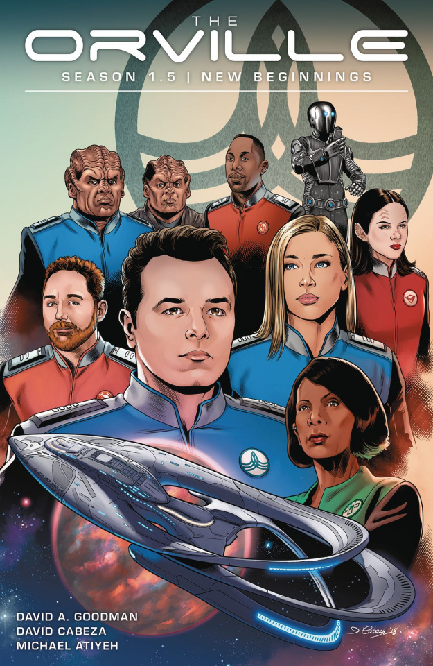 Orville, Season 1.5 Vol. 1: New Beginnings