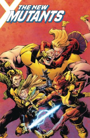 The New Mutants: Dead Souls #6