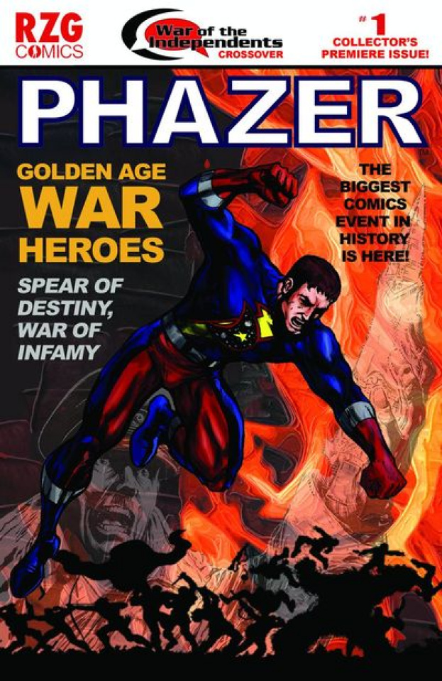 Phazer: War of the Independents #1