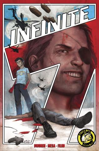 Infinite Seven #1 (Fagan Cover)