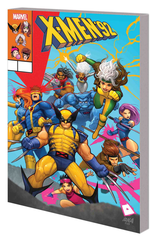 X-Men '92 Vol. 2: Lilapalooza