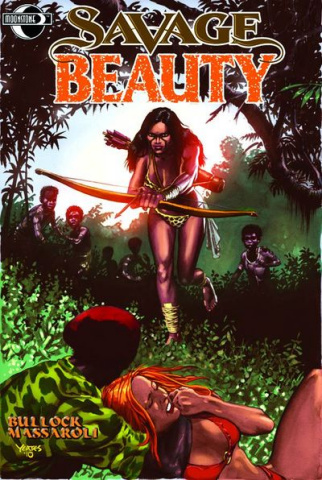 Savage Beauty #1 (Yeates Cover)